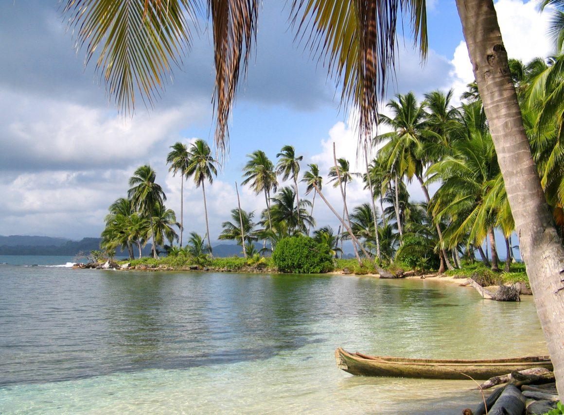 Panama dovolená