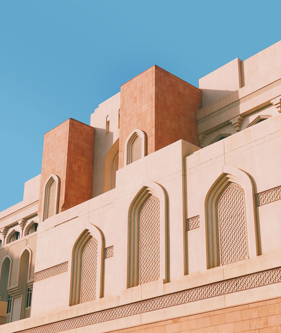 Dovolená v Ománu