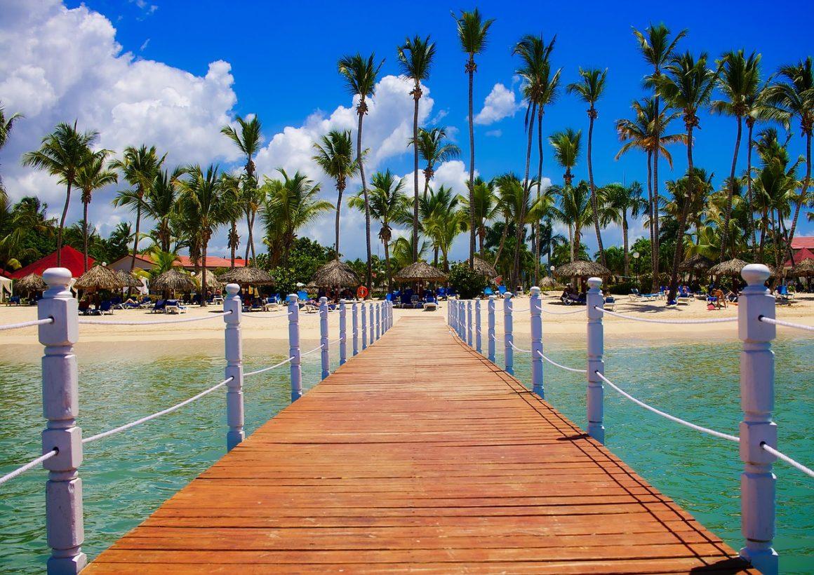 Počasí na Dominikáně
