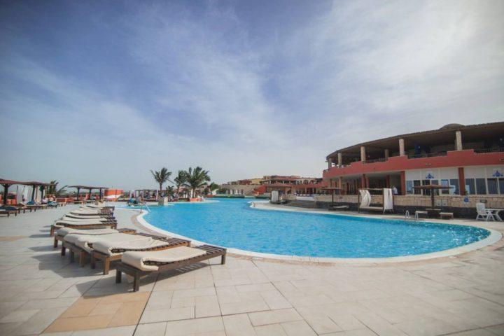 Tichá zóna v hotelu Royal Decameron Boa Vista