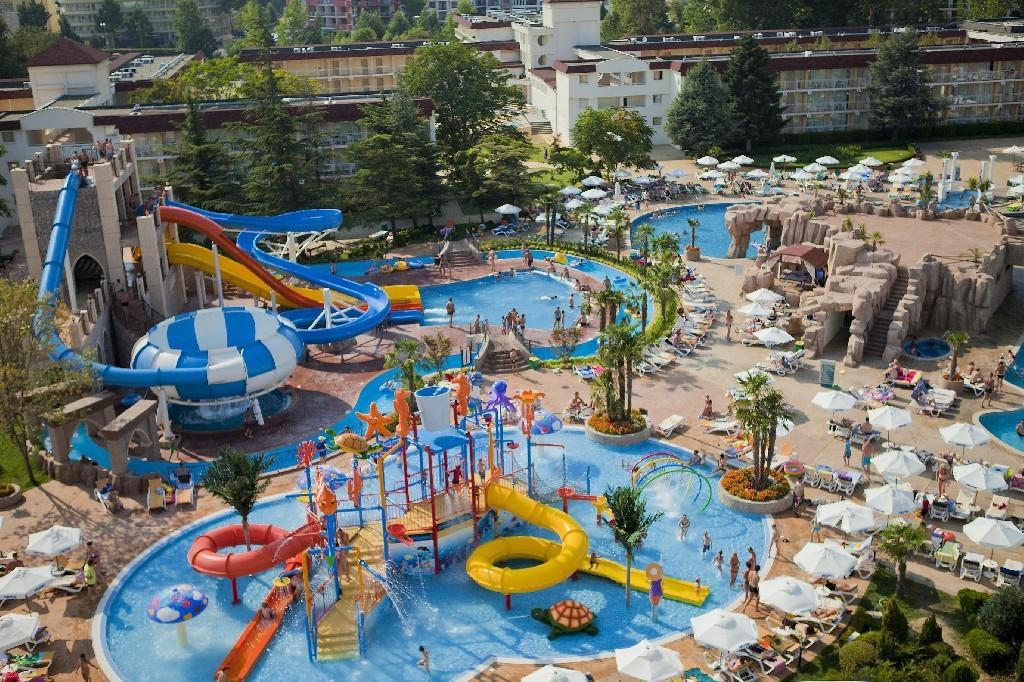 Hotel s aquaparkem Dit Evrika Beach Club v Bulharsku