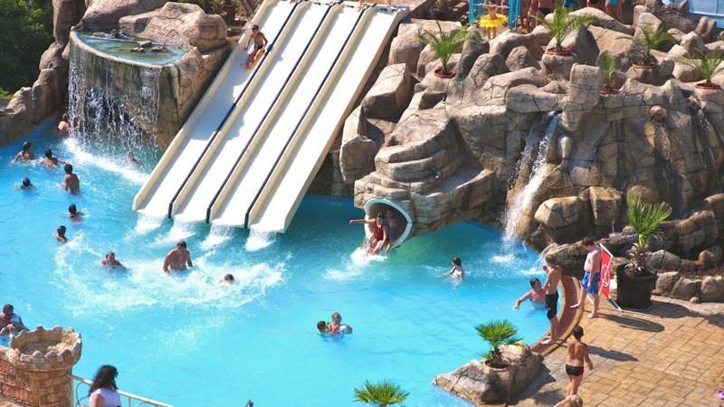 Hotel s aquaparkem Kotva v Bulharsku