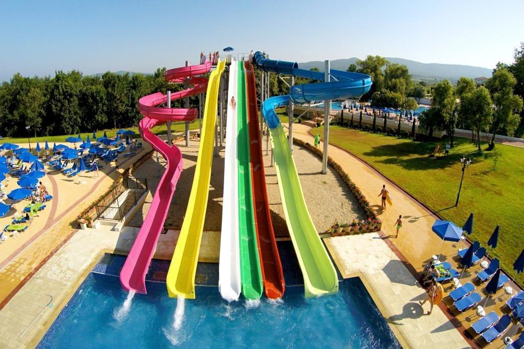 Hotel s aquaparkem Marina Royal Palace v Bulharsku