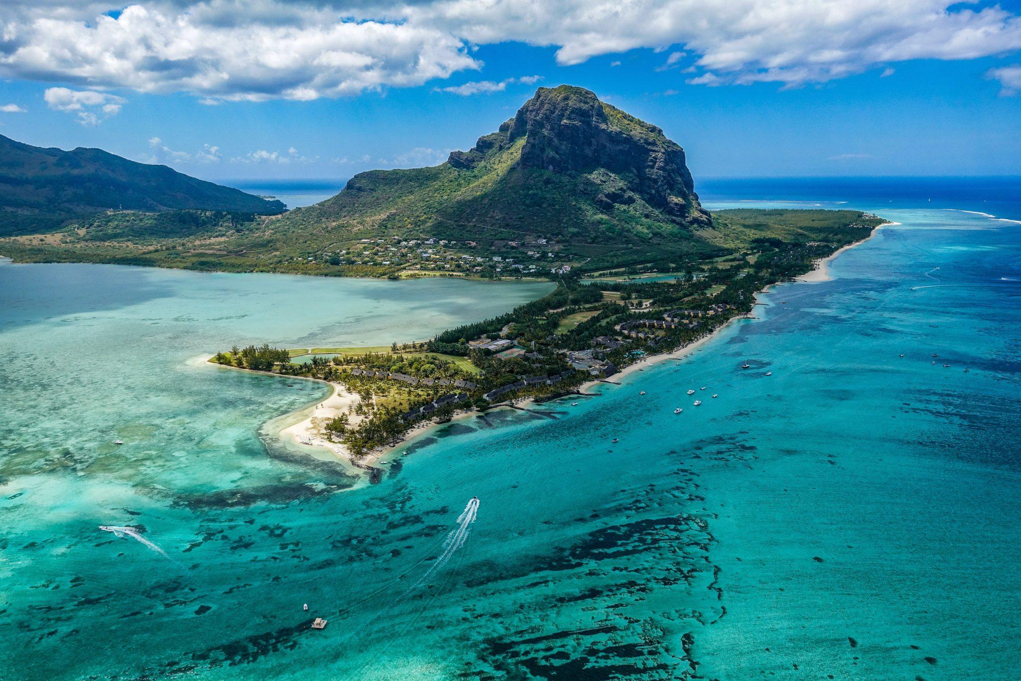 Dovolená na Mauriciu