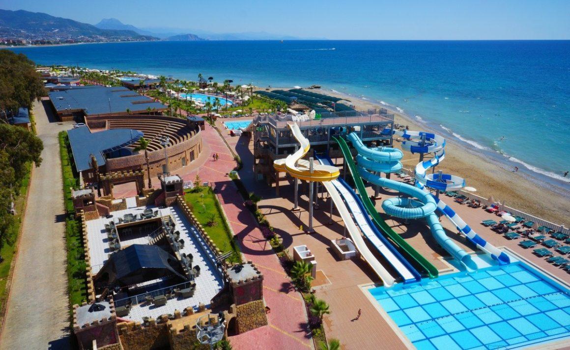 Sunclub Eftalia Aqua resort
