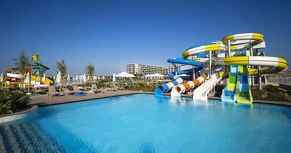 Aquapark hotelu Wave Resort